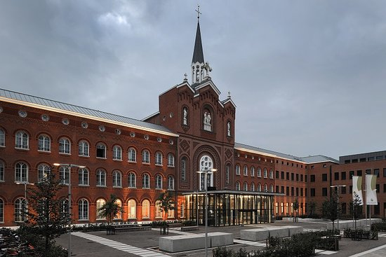 Sint Vinczentiusziekenhuiskapel - Antwerpen