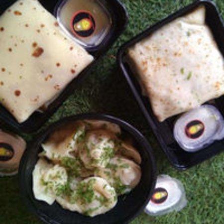 Blinnaya - The Russian Kitchen: .........