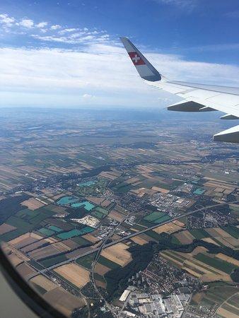 Abflug Wien Picture Of Swiss International Air Lines Tripadvisor