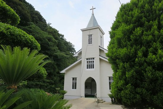 Church Tours - Shinkamigoto-cho Tourist Association