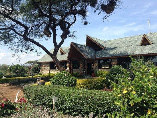 Aa Lodge Amboseli Amboseli National Park Lodge Reviews