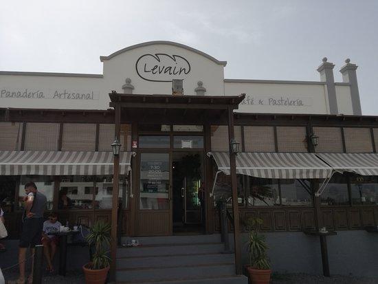 Tahiche, España: Levain