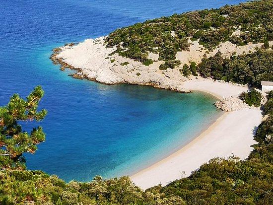 Lubenice Beach