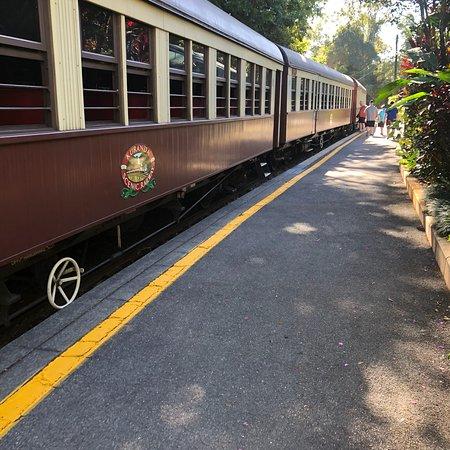 Kuranda Scenic Railway: photo0.jpg