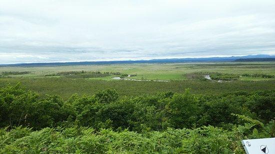 Hosooka Observation: 細岡展望台からの風景。