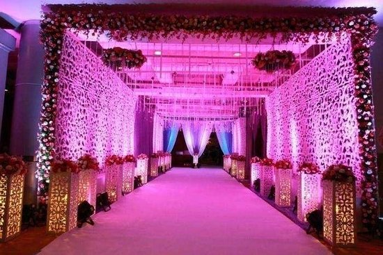 Nellore, Indien: Marriage Reception
