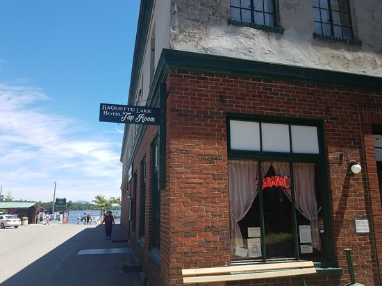 Raquette Lake Tap Room & Hotel: 20180721_131043_large.jpg