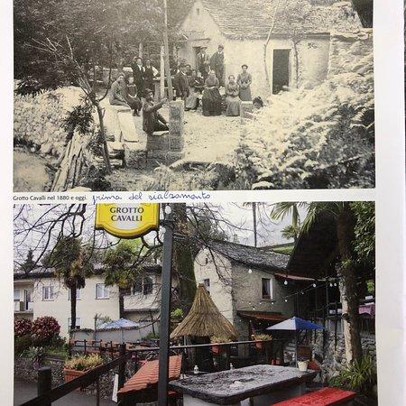 Verscio, Switzerland: Grotto Cavalli da Benny