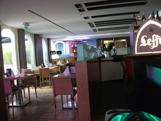 Delirio Culinario: Restaurant interior