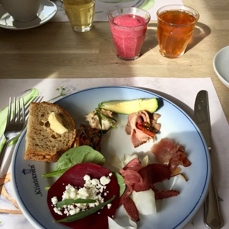 Klint, Dinamarca: Brunch