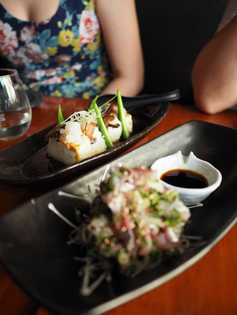 Izakaya Fujiyama: light appetisers to match the Sake