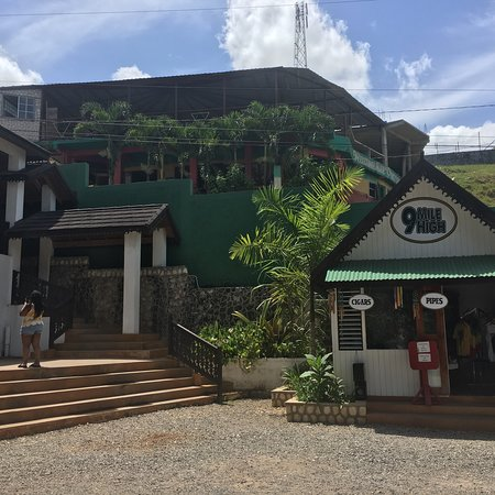 Bob Marley Birthplace & Jerk Lunch