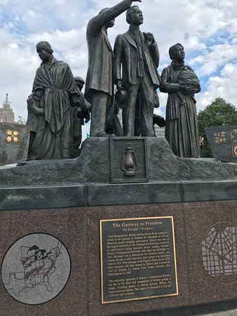 International Memorial to the Underground Railroad