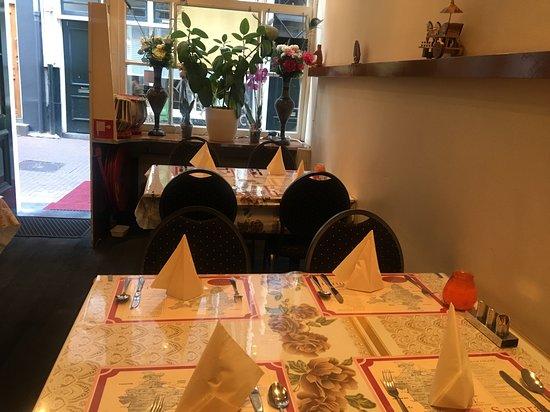 We Served Also Halal Food Picture Of Samrat Indian Restaurant Amsterdam Tripadvisor