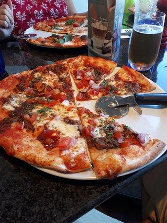 Pizza Picture Of Pizza Express Falmouth Tripadvisor