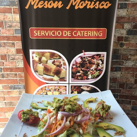 Sayalonga, Spain: Mesón Morisco