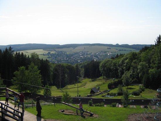 Augustusburg, Tyskland: Aussicht