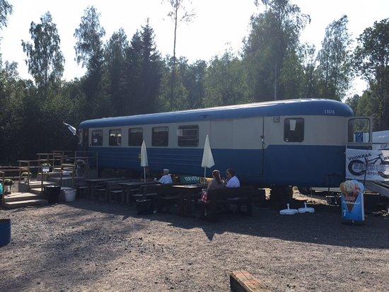 Finlandia Selatan, Finlandia: Kahvilarakennus