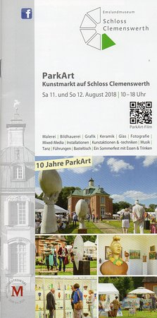 Sogel, Germany: Kunst Open Air
