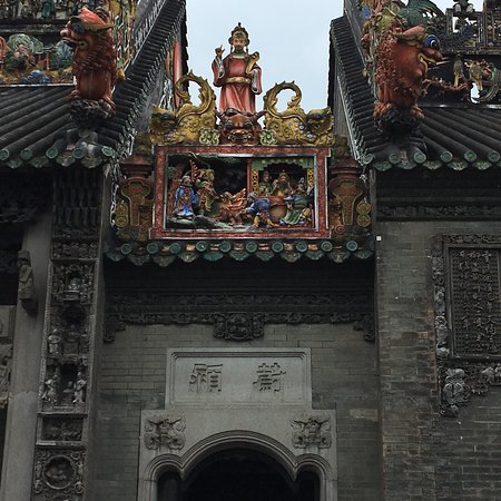 Former Residence of Chen Fang