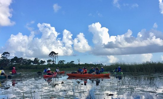 Port Saint Lucie, FL: The Friends of Savannas offers weekly Guided Kayaking Programs.