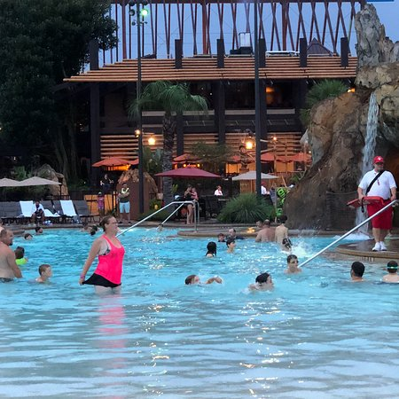 Wow our #1 disney resort so far!