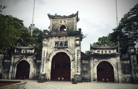 Nam Dinh, Vietnam: Đền Vua Trần Nam Định