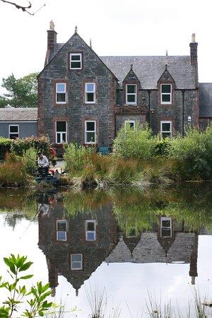 Gone Fishin' at Torwood House Fisheries, Glenluce