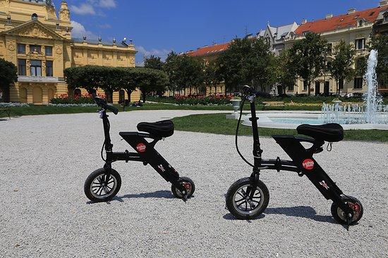 električni bicikli - najam