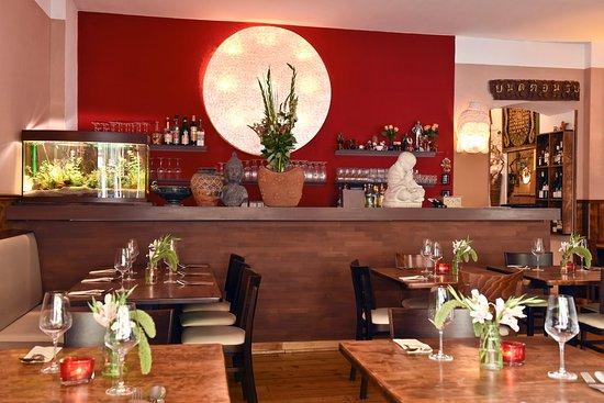Sarod's Thai Restaurant: Sarod´s Thairestaurant Berlin