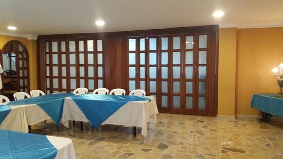 Santa Rosa de Osos, Colombia: SALON EVENTOS
