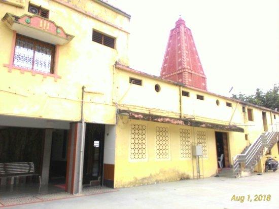Bhandara, India: Jay  Maa  Chandeswari  Mohadi.