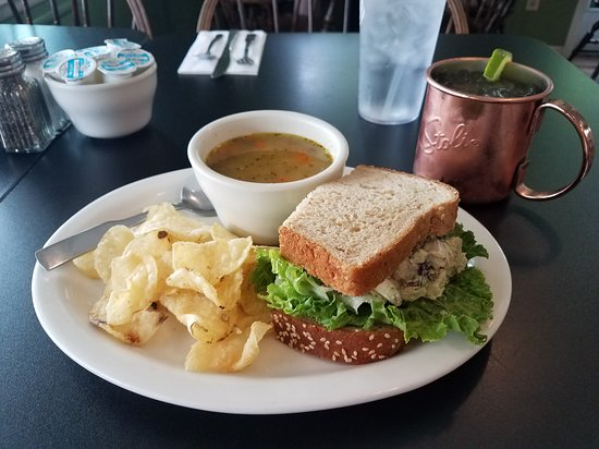 Chef's Hat Cafe-bild