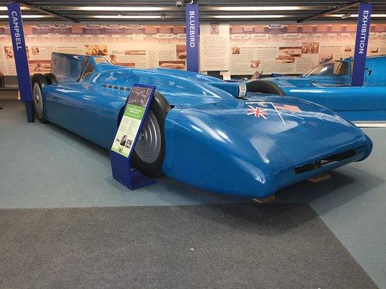 Lakeland Motor Museum: Must see
