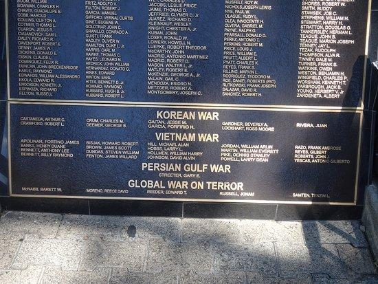 Prescott War Memorial