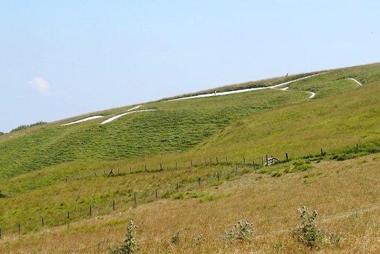 The Uffington White Horse
