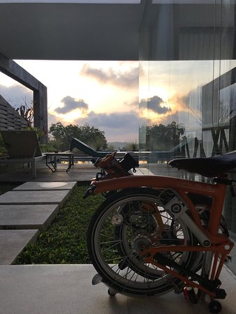 The Sunset Around 5 Pm Picture Of Hideaway Villas Bali Uluwatu Tripadvisor