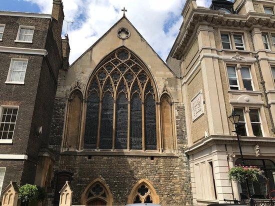St. Etheldreda's
