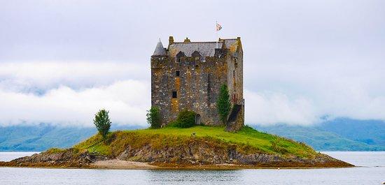 Appin, UK: Castle Stalker