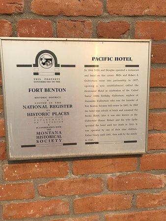 Fort Benton Picture