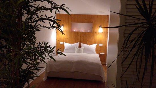 Denzlingen, Deutschland: Doppelzimmer Wintergarten