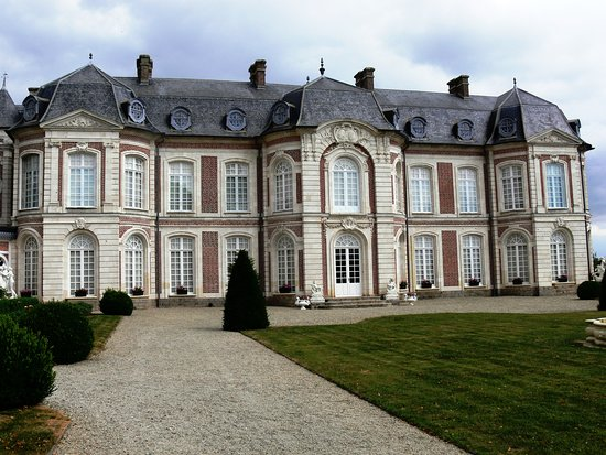 Chateau de Long Folie de Buissy