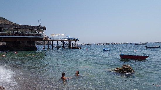 Marina del Cantone-billede