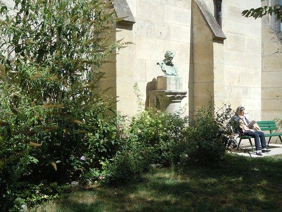 Buste d'Emile Verhaeren