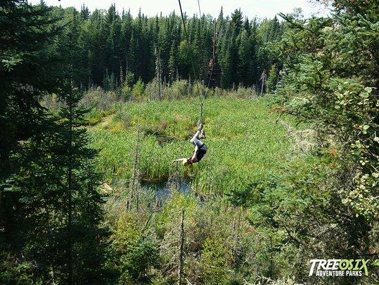 Waskesiu Lake, Canada: I went upsidedown