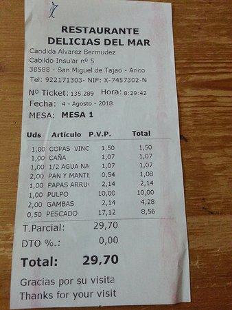 Arico, Spain: 20180812_180633_large.jpg