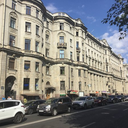 Residential House of the First Russian Insurance Company