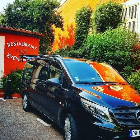 Saint-Aygulf, France: Service de Taxi Vtc.