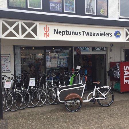 Cadzand, Belanda: Neptunus tweewielers