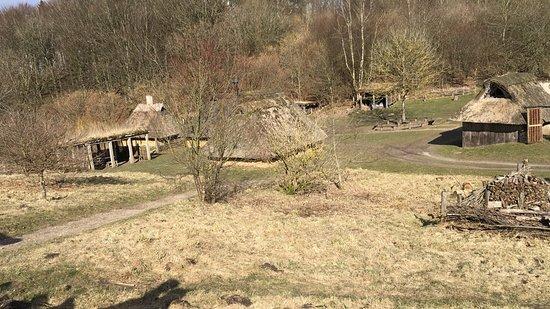 Vejle, Denmark: Taget tidligt forår.  Derfor det farveløse look